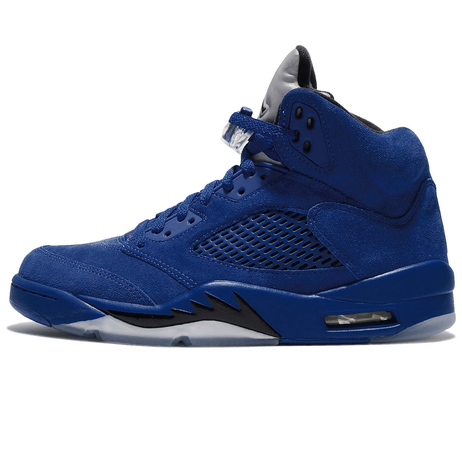 Jordan Mens Air 5 Retro Game Basketball Shoe