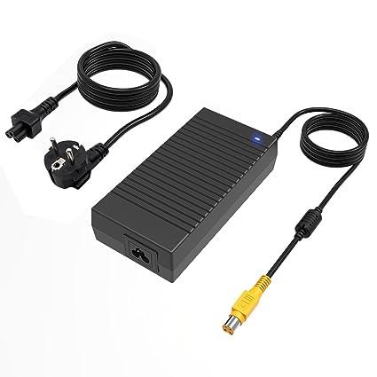 Cargador para Toshiba,180W 19V 9.5A Cargador Adaptador Fuente de Alimentacion 4 pines para Ordenador Portátil Toshiba Satellite X200 X205;Toshiba ...