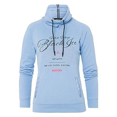 vorbestellen beliebt kaufen günstiger Preis GAASTRA Damen Hoodie Holiday Hellblau M: Amazon.de: Bekleidung
