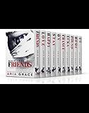 More Than Friends Full Series Box Set: M/M Romance
