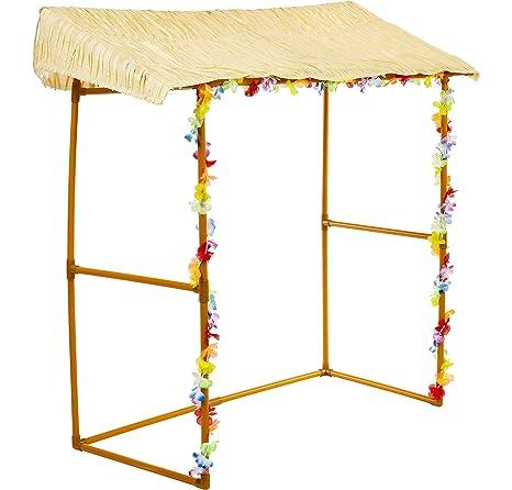 "Amscan Tiki Party Bar Hut Set, 55"" ... - Amazon.com: Amscan Tiki Party Bar Hut Set, 55"