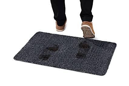 Indoor Doormat For Front Door Entryway Mud And Water Absorbent Non Slip No  Odor Rug Dirt