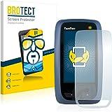 2x BROTECT Film Protection CompeGPS TwoNav Anima Protection Ecran - Transparent, Anti-Trace