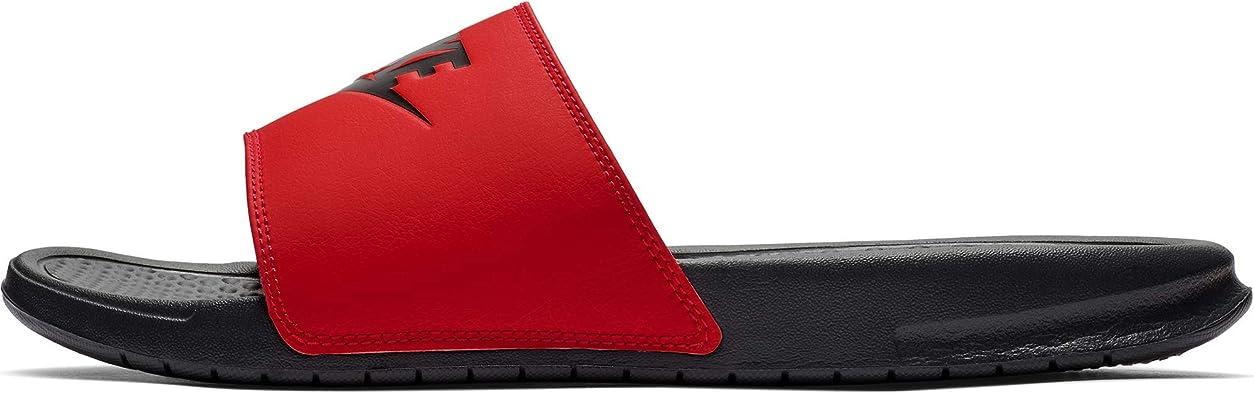 Nike Benassi JDI Flip Flop - Chándal para Hombre, Color Rojo ...