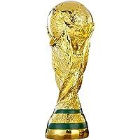 Voetbaltrofee, Wereldbeker Voetbalkopie Kampioen Trofee Hars Ambachten, Voetbal Sportfans Collectie Souvenirs En…