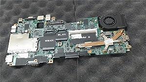 New Dell Latitude XT2 XFR 1.6GHZ CPU Motherboard 48.4AE02.011 N0MYT 0N0MYT