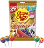 Chupa Chups Best of Lollipops, 25 Lollipop Bag
