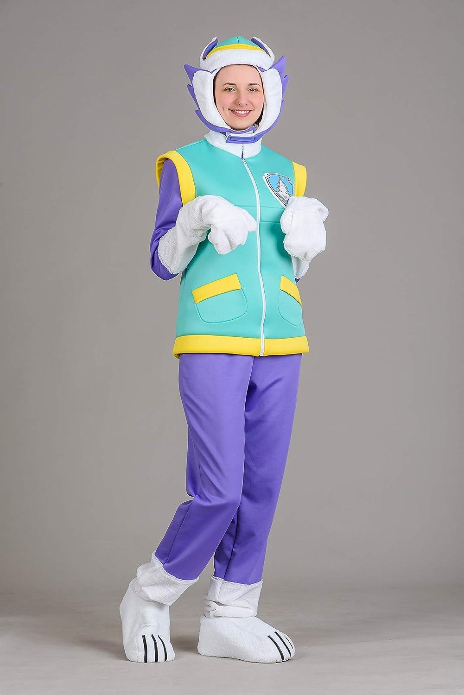 65eeb4b7deb Amazon.com: Paw Patrol Everest women Costume Cartoon Character for ...