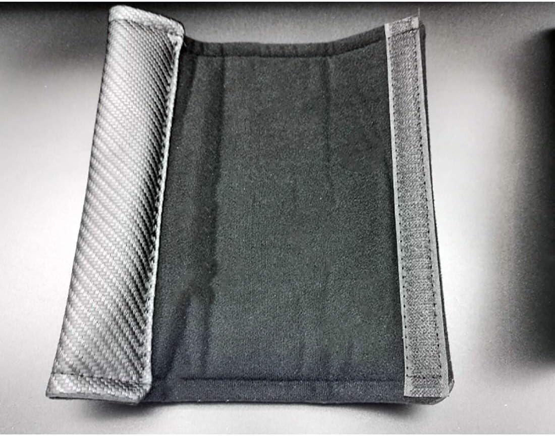 Morbido e Confortevole Antiscivolo Sportivo Cintura di Sicurezza Cintura di Sicurezza Bagagli per Adulti e Bambini QWASZX 2 Pezzi coprisedili per Cintura di Sicurezza per Auto per Mazda CX-30
