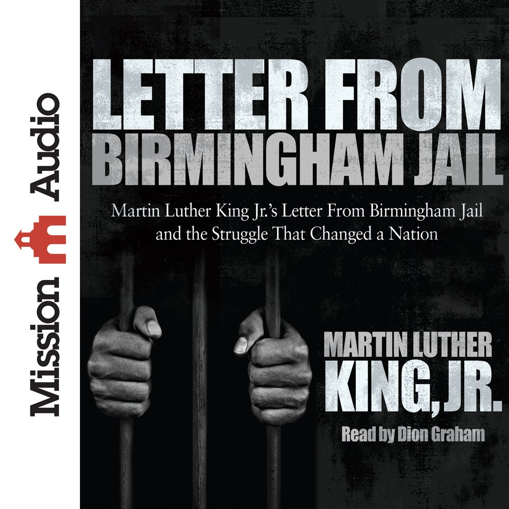 Letter from birmingham jail essay analysis