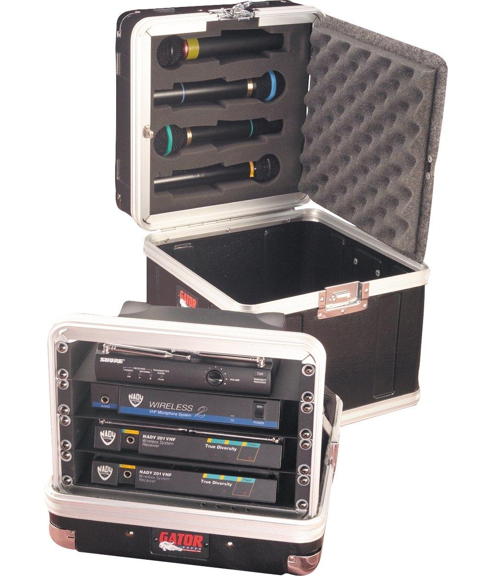 Gator GM-4WR Microphone Case