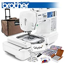 Brother LB-6800PRW Sewing Embroidery Machine