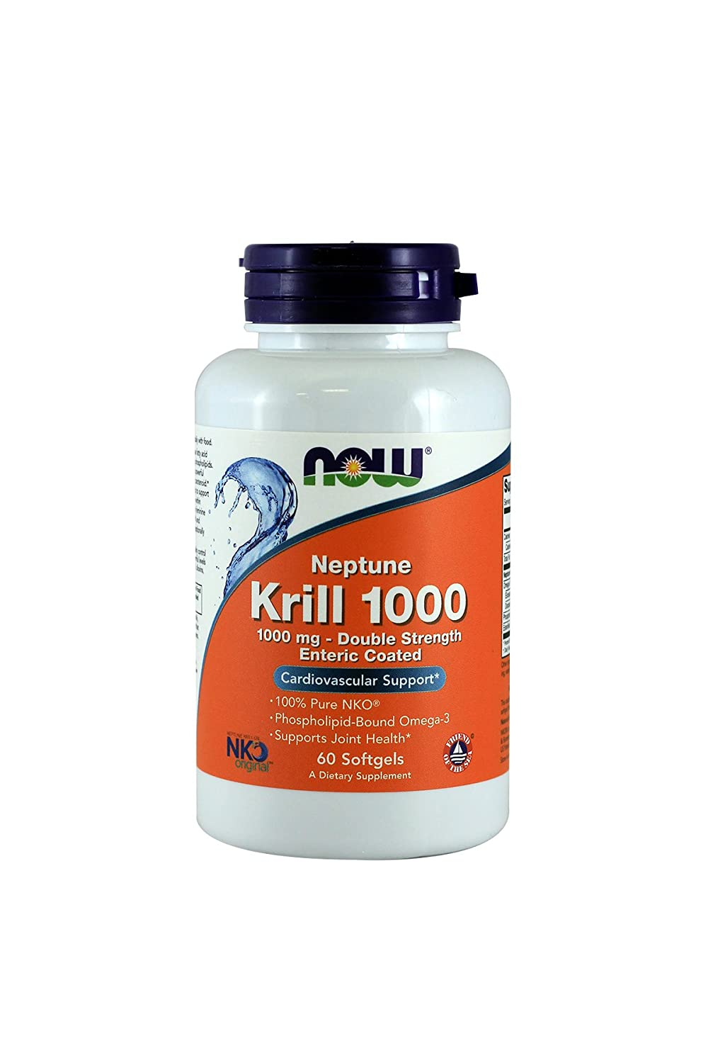 Now Foods Neptune Krill Pack Image 1