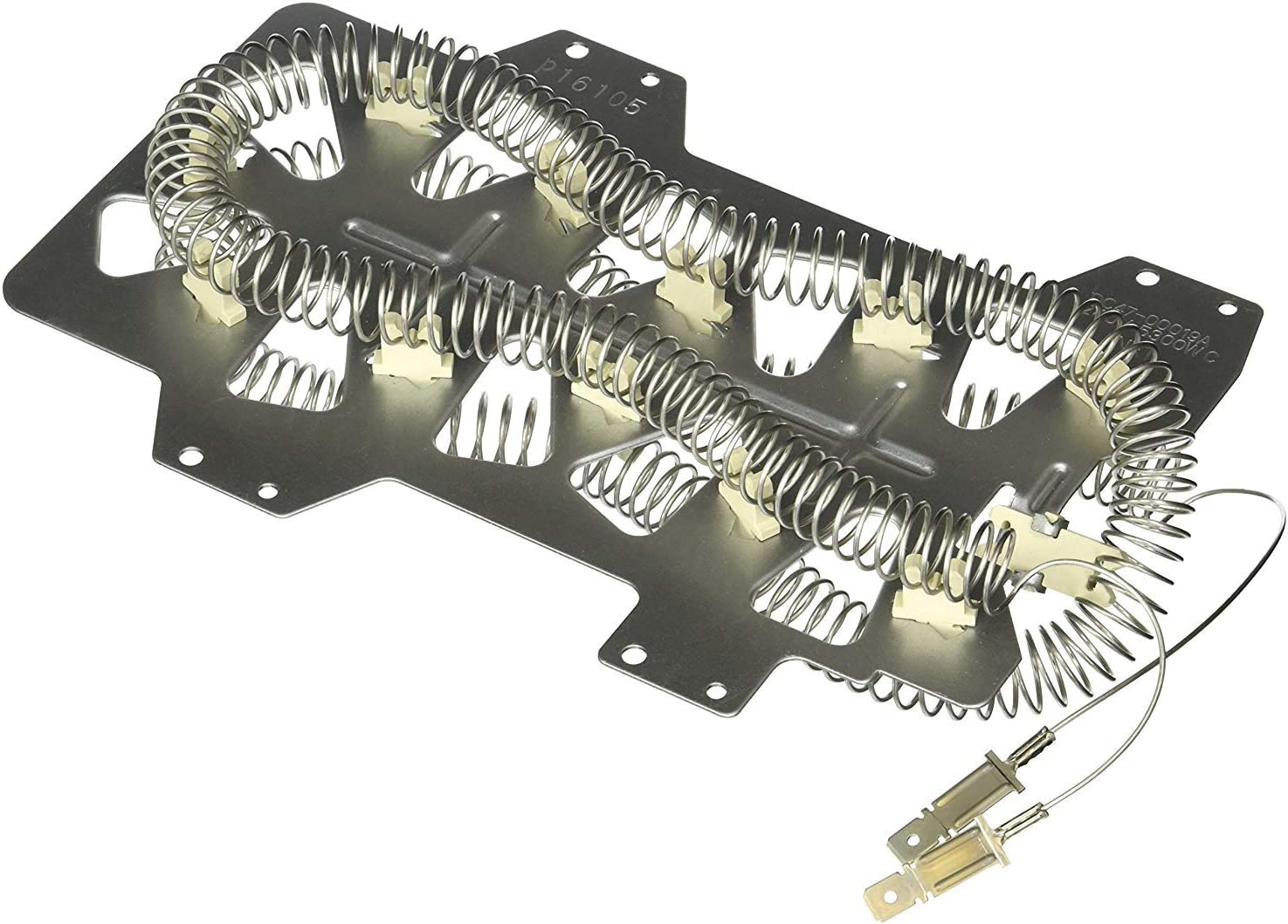 AUKO DC47-00019A Dryer Heat Element Replacement for Samsung DC47-00019A and Whirlpool 35001247