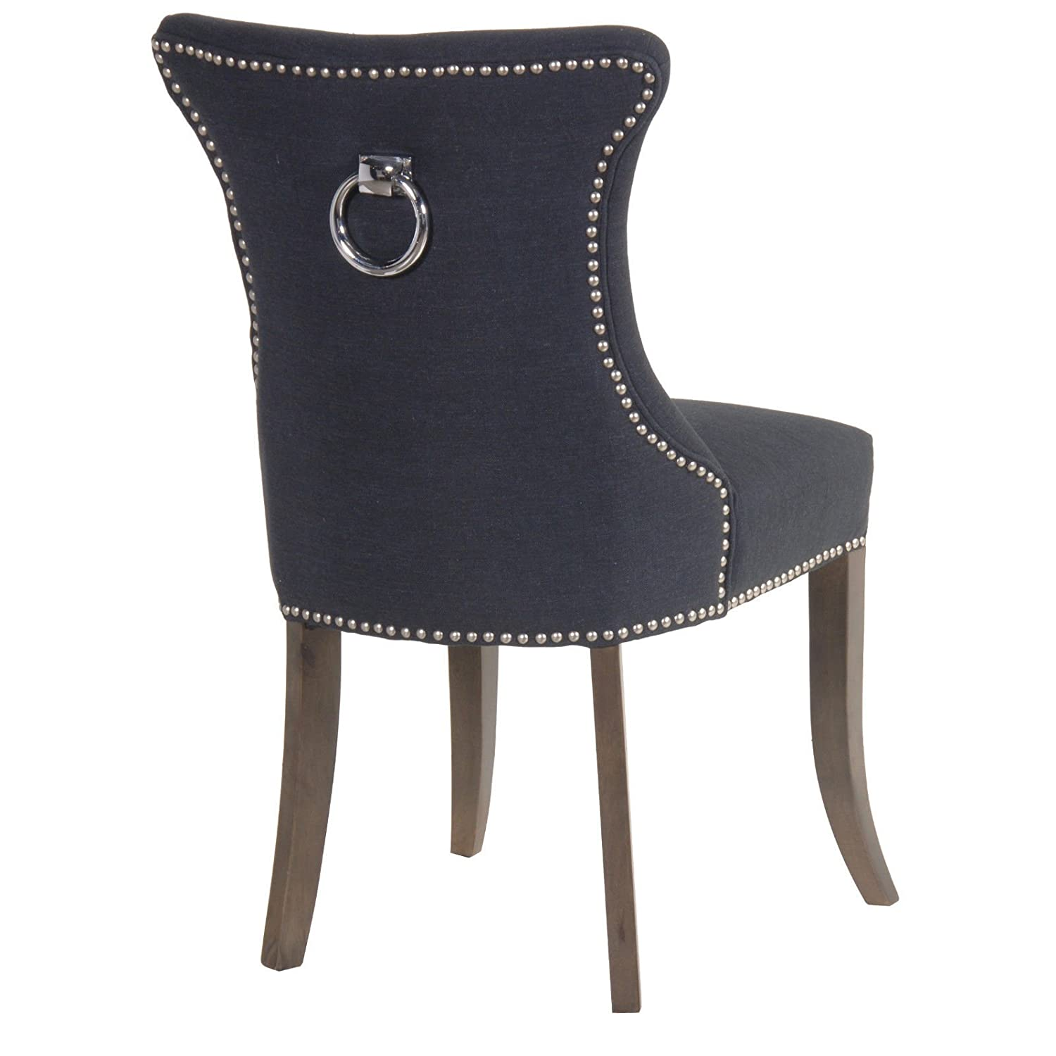 Studded Dining Chairs With D Rings