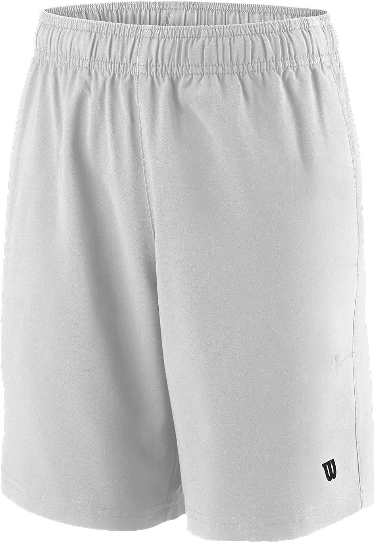 B TEAM 7 Short Polyester Wilson Boys Tennis Shorts