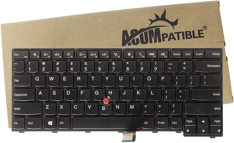 Original NEW fit IBM Lenovo ThinkPad 04Y0862 0C02253 US Keyboard