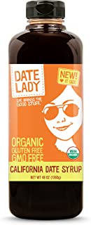 product image for Organic Pure Date Syrup - Made in California (48 oz plastic)