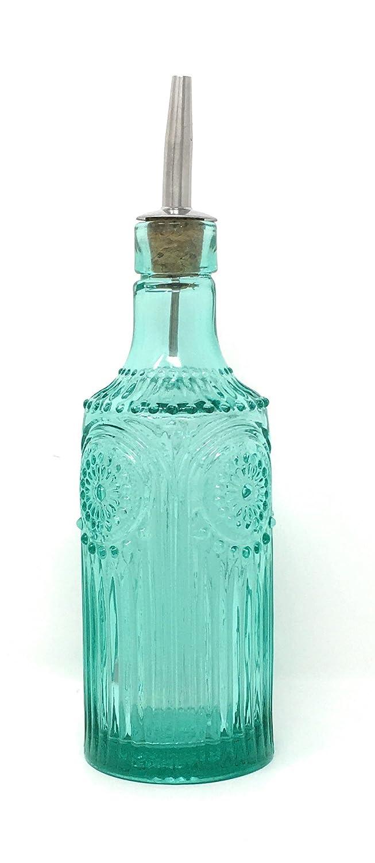 Pioneer Woman Oil / Vinegar Dispenser Adeline Teal
