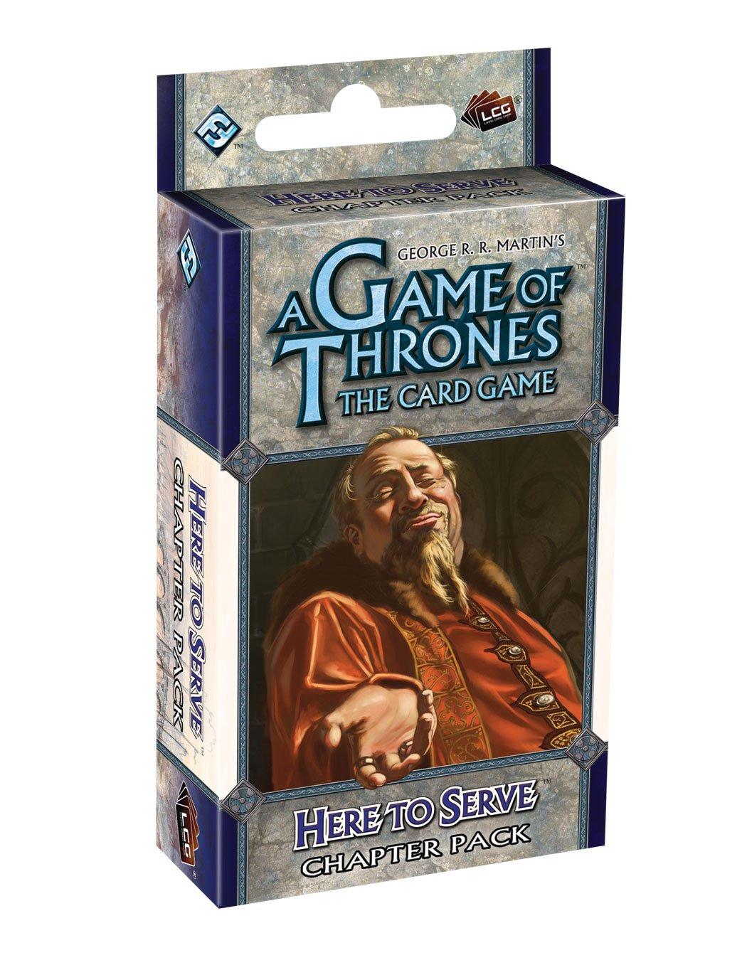 Fantasy Flight Games - Juego de cartas Juego De Tronos ...