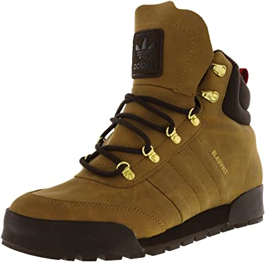sports shoes 360f9 012eb adidas Jake 2.0 Boot - Mens MesaBrownGum4 Leather, ...