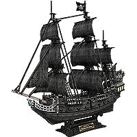 "Cubic Fun - Puzzle 3D Barco pirata ""La"