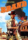 Devil's Gold (A Jason Brand Western Book 8)