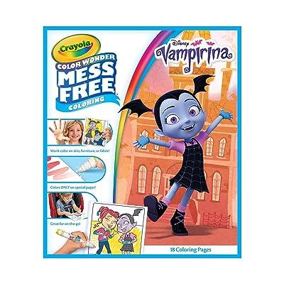 Color Wonder Refill Book, Vampirina: Toys & Games