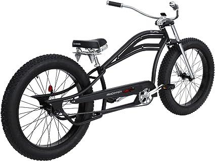 "26/"" CLASSIC BICYCLE SPRINGER FORK CHROME BEACH CRUISER CHOPPER BIKES"