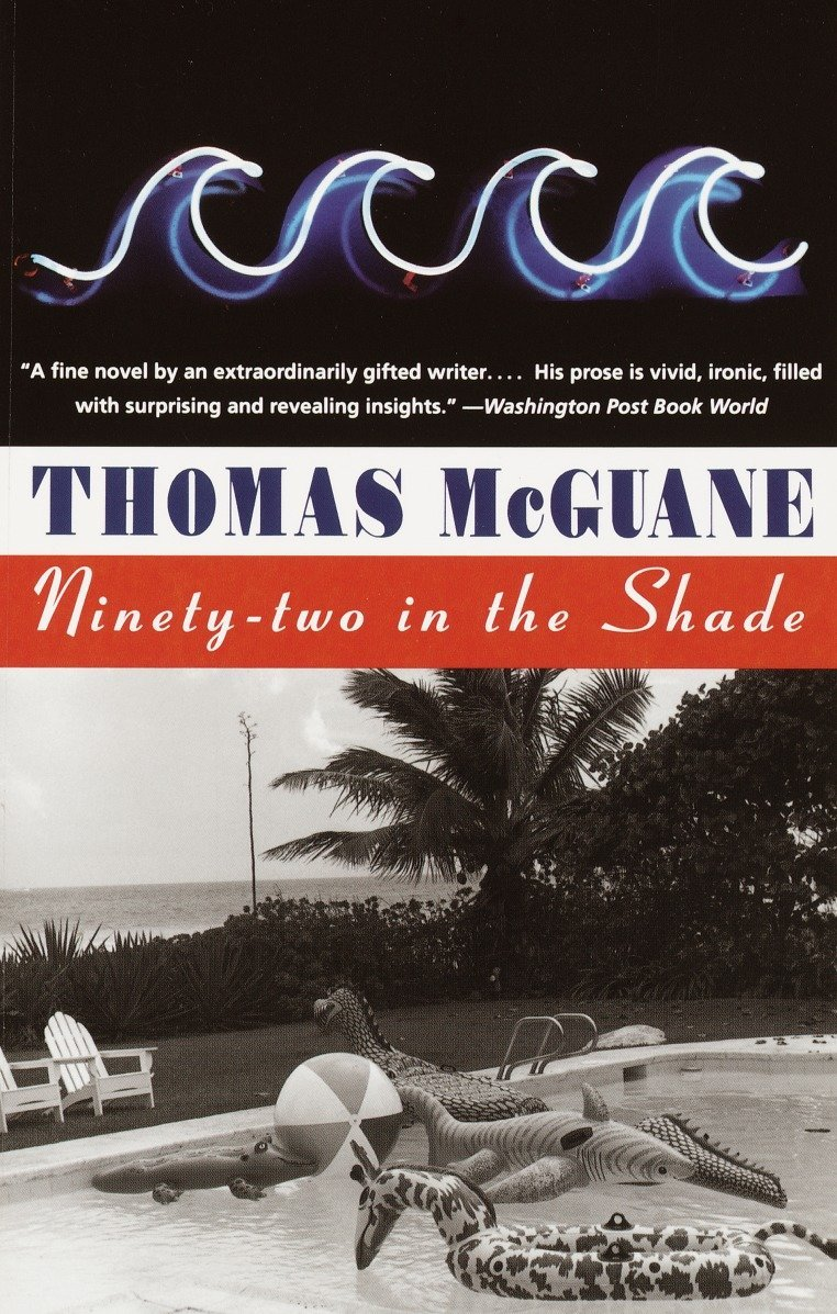 Download Ninety-two in the Shade pdf