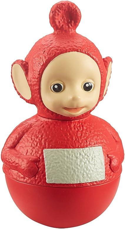 Teletubbies Weebles Weeble Wobble figure Po Laa Laa Tinky Winky Dipsy
