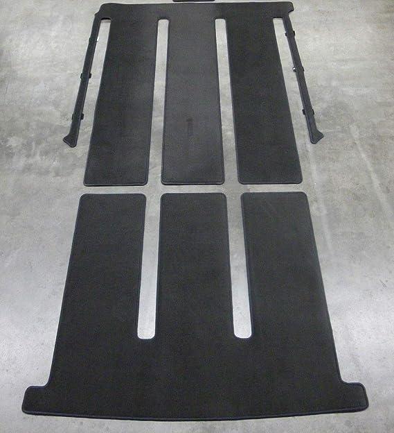 Velours Fußmatten Für T6 Multivan Bus Fahrgastraum Kofferraum Automatten Auto