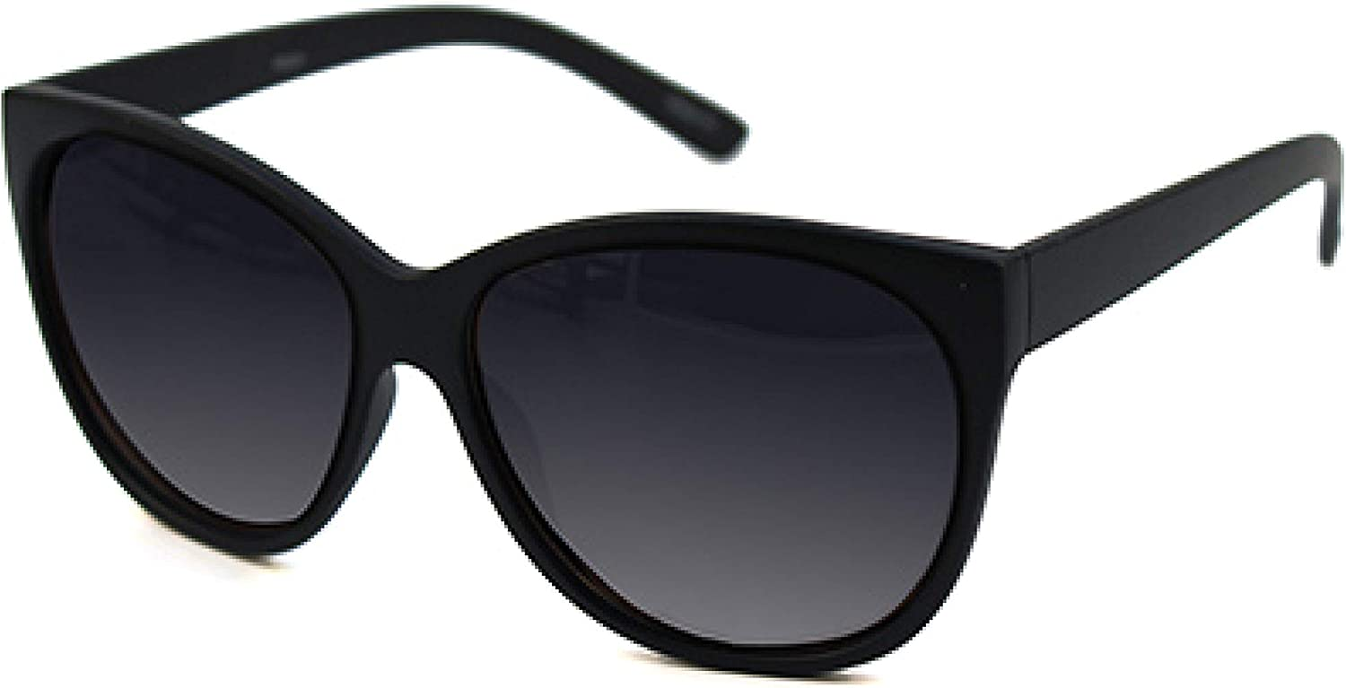 Pop Fashionwear Retro Oversized Cat Eye Poliarized Sunglasses P2431