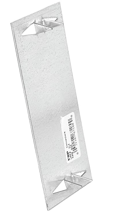 Amazon Com Usp Structural Connectors Pl4 2 Inch By 5 Inch Nail