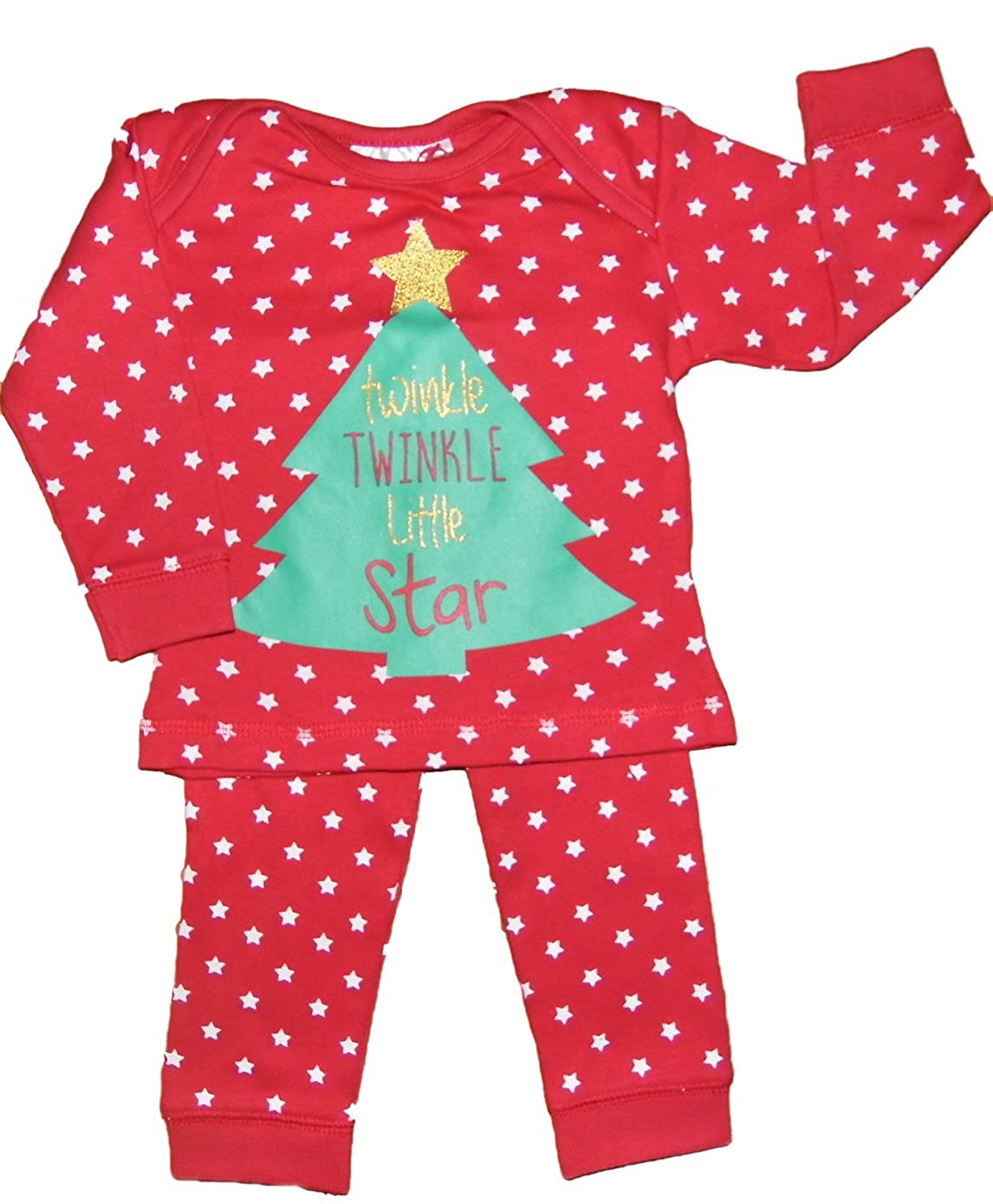 Babytown Baby Christmas Novelty Long Pyjama Set