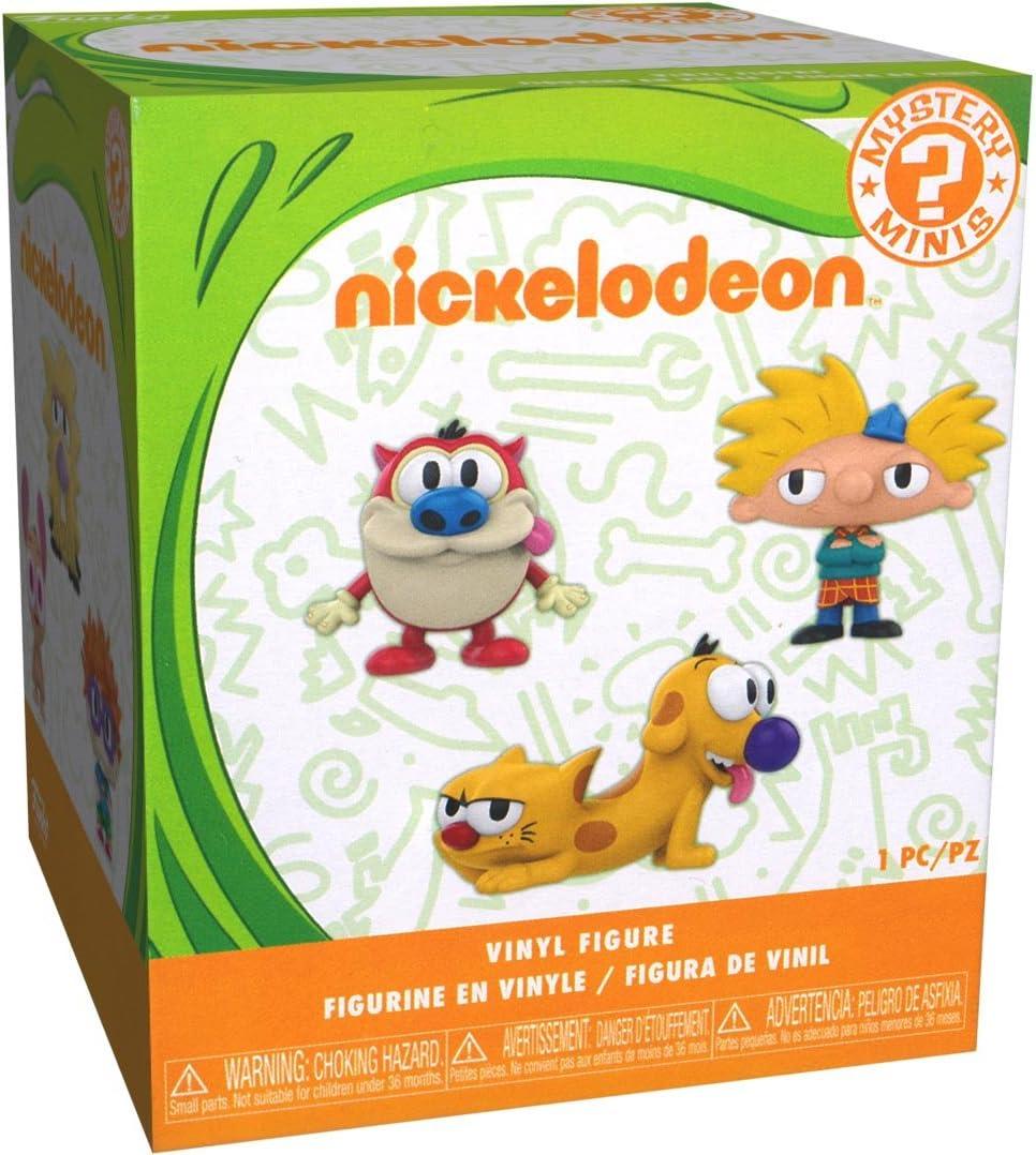 26005 Uncommon BCC9424703 Nigel Thornberry: ~3 Nickelodeon Nickelodeon x Funko Mystery Minis Mini Vinyl Figure