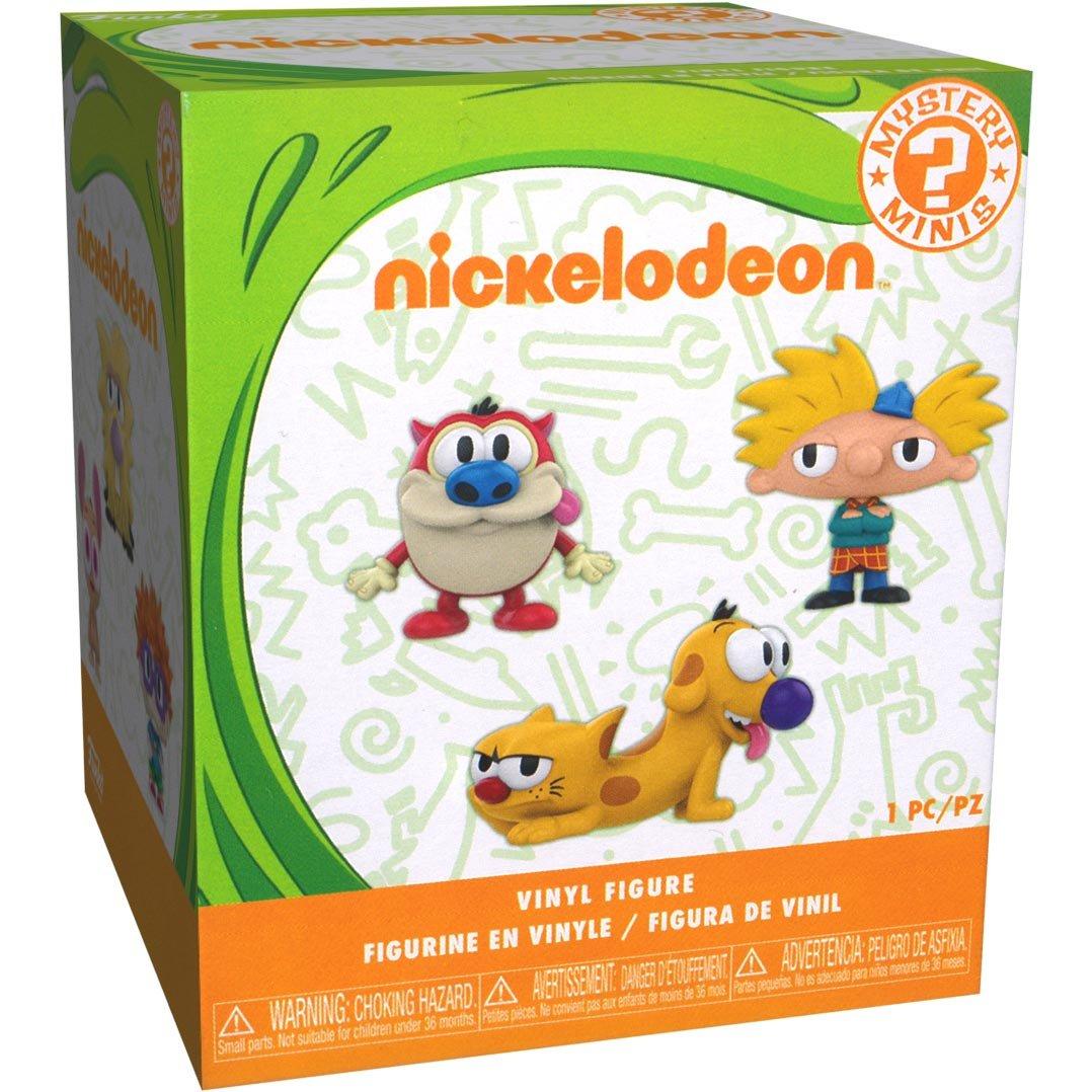 Oblina: ~2.9 Nickelodeon Nickelodeon x Funko Mystery Minis Mini Vinyl Figure 26005 BCC94247F Very Rare
