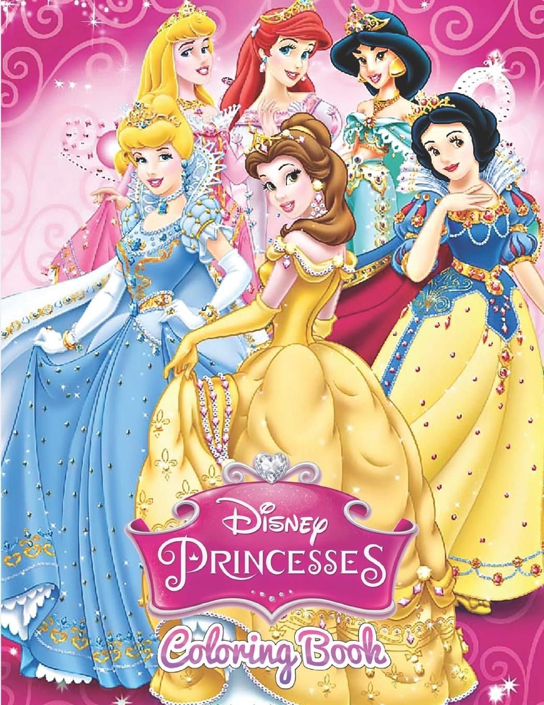 disney princesses all together
