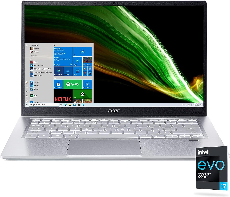 Acer Swift 3 Intel Evo Thin & Light Laptop | 14.0