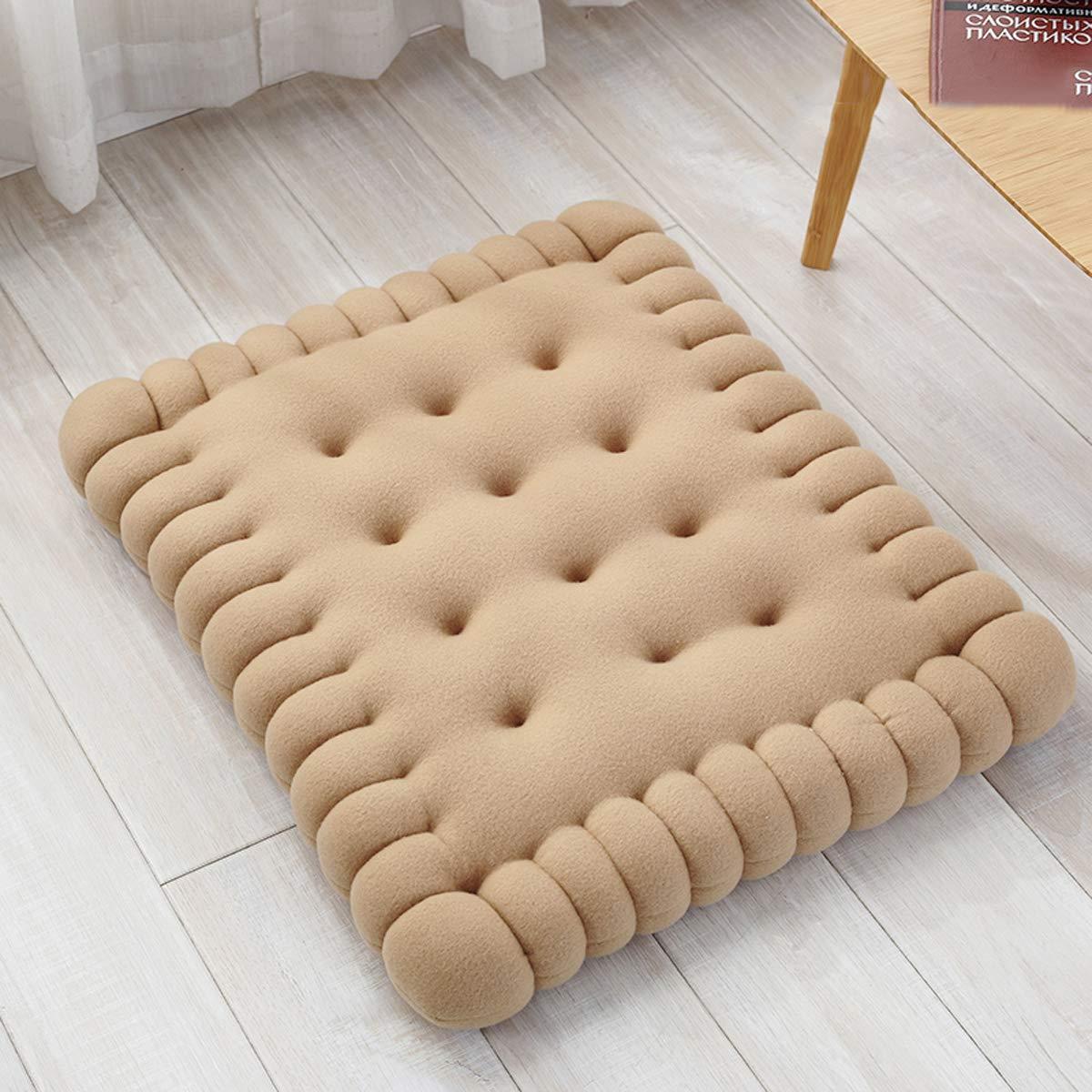 Q&F Cojines para sillas de Cocina Cuadrado Interiores Tatami Asiento ...