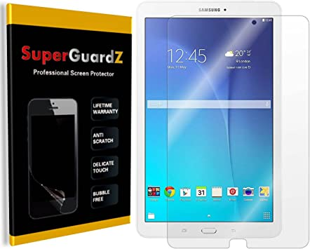 3X SuperGuardZ Clear Screen Protector Shield 2015 Samsung Galaxy Tab 4 10.1