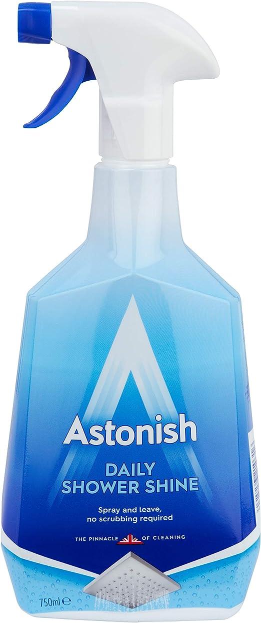 Astonish - Limpiador de ducha, 750ml: Amazon.es: Salud y cuidado ...