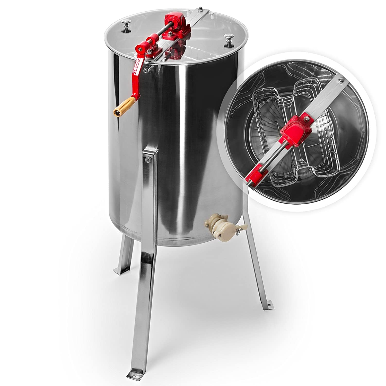 Honey Keeper Pro Two-Frame Extractor
