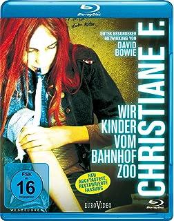 Christiane F Book English