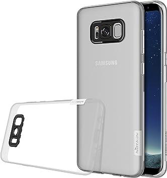 Nillkin - Carcasa para Samsung Galaxy S8, Color Blanco: Amazon.es ...