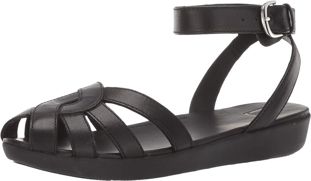 Cova Weave Closed Toe Sandals