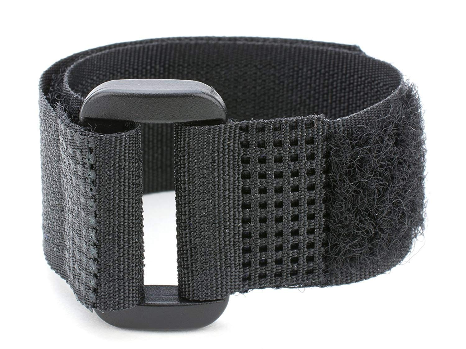 Hook and Loop Straps, Reusable Cinch Straps 1'' x 16'' Pack of 10 by Gadget Beyond