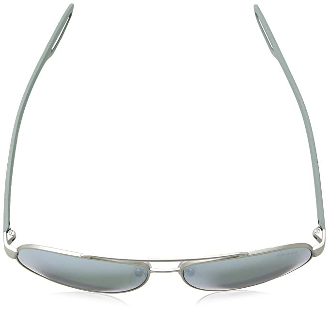Sunglasses Prada Linea Rossa PS 55QS QFP5K2 SILVER RUBBER at ...
