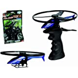 Boys Boy Child Children - Perfect Flying Toy Present, Rip Cord Helicopter - Latest for 2015 Christmas Xmas Top Up, Stocking Filler Gift Games & Toys Age 5+ - One Supplied