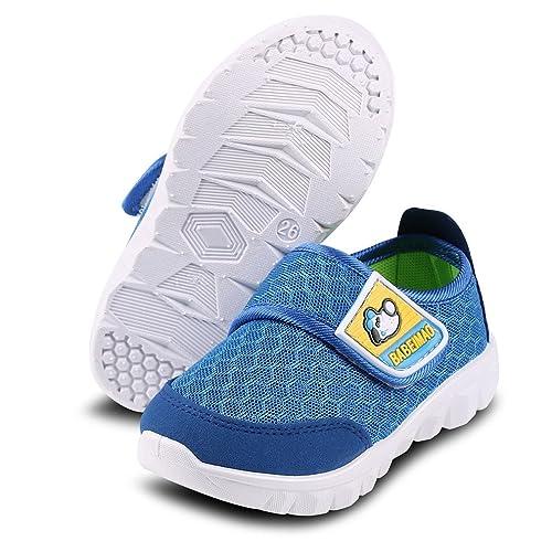 Zapatillas Niño Zapatos Para Niños Deportes Ligeros Para Niños Zapatillas de Running Transpirable Antideslizante Suave Bottom